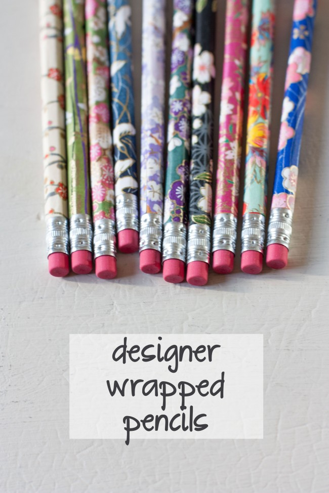 50 Crafts To Make and Sell - Easy DIY Ideas for Cheap Things To Sell on Etsy, Online and for Craft Fairs. Make Money with These Homemade Crafts for Teens, Kids, Christmas, Summer, Mother's Day Gifts. | Designer Wrapped Pencils #crafts #diy