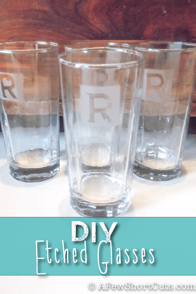 50 Crafts To Make and Sell - Easy DIY Ideas for Cheap Things To Sell on Etsy, Online and for Craft Fairs. Make Money with These Homemade Crafts for Teens, Kids, Christmas, Summer, Mother's Day Gifts. | DIY Etched Glass #crafts #diy