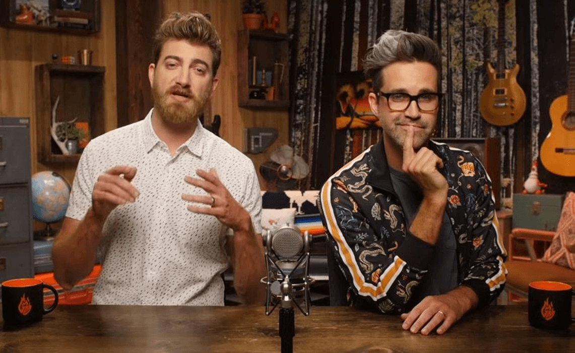 Making Money as a Youtuber: How Much Money Do YouTubers Make in 2021? Rhett and Link